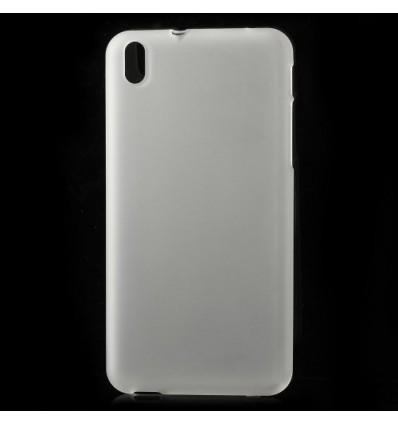 Гръб мек за HTC Desire 516 бял