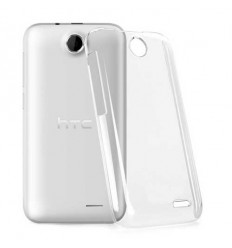 Гръб мек TPU Ultra thin прозрачен за HTC Desire 310