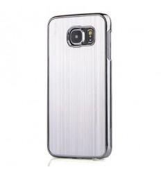 Калъф алуминиев гръб Silver Samsung Galaxy S6 G920