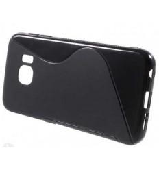 Калъф силиконов S-Line Samsung Galaxy S6 Edge G925 черен
