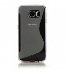 Калъф силиконов S-Line Samsung Galaxy S6 Edge G925 прозрачен