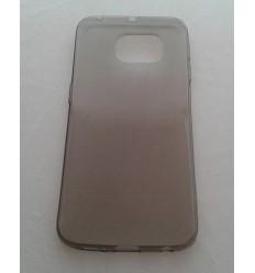Калъф гъвкав за Samsung Galaxy S6 Edge G925 сив