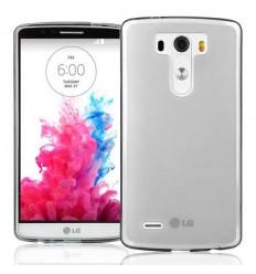 Калъф мек ултра тънък прозрачен LG G3 mini