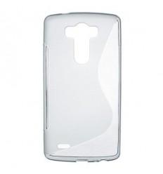 Калъф силиконов гръб за LG G3 mini прозрачен