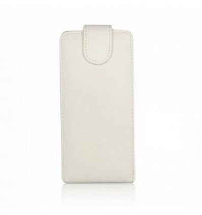 Калъф-Flip HTC ONE M8 бял