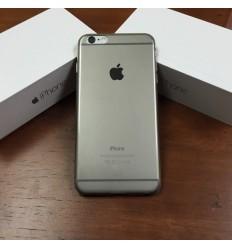 Калъф мек ултра тънък сив за iPhone 6 (4.7)
