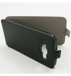 Калъф слим флип флекси за Samsung Galaxy Core Prime G360 черен