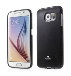 Марков калъф Mercury Jelly Case за Samsung Galaxy S6 G920 черен