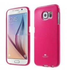 Марков калъф Mercury Jelly Case за Samsung Galaxy S6 G920 розов