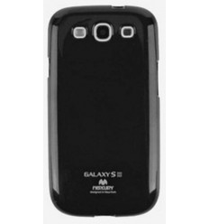 Марков калъф Mercury Jelly Case за Samsung Galaxy S3 i9300 черен