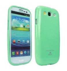 Марков калъф Mercury Jelly Case за Samsung Galaxy S3 i9300 зелен