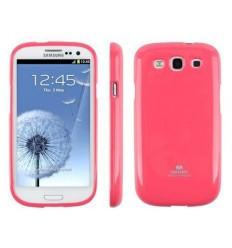 Марков калъф Mercury Jelly Case за Samsung Galaxy S3 i9300 розов