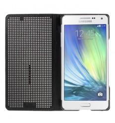 Калъф страничен флип Dot View Samsung Galaxy A5 черен