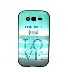 Гръб с апликация Samsung Galaxy Grand i9080/9082 море