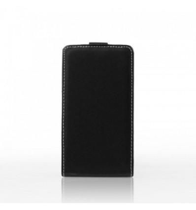 Флип Slim Flip Flexi HTC One M8 черен
