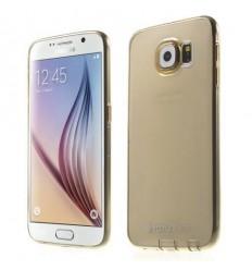 Калъф | Гръб твърд за TOTU Samsung G920 Galaxy S6 Champagne