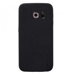 Стилен твърд гръб NILLKIN Samsung G925 Galaxy S6 Edge черен
