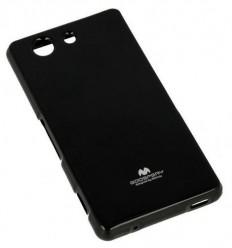 Марков калъф Mercury Jelly Case за Sony Xperia Z3 compact черен