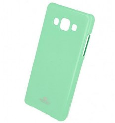 Марков калъф Mercury Jelly Case за Samsung Galaxy A5 зелен