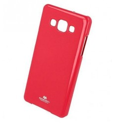 Марков калъф Mercury Jelly Case за Samsung Galaxy A5 розов