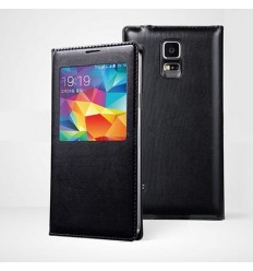 Флип страничен Flip Cover Leather iPhone 6 (4.7) черен