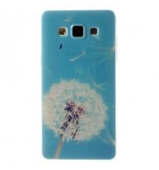 Калъф гъвкав Samsung Galaxy A5 глухарче