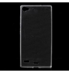 Гръб мек TPU Ultra thin прозрачен за Lenovo Vibe X2