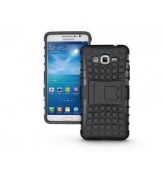Кейс за Samsung Galaxy Grand Prime калъф твърд Hybrid Case черен