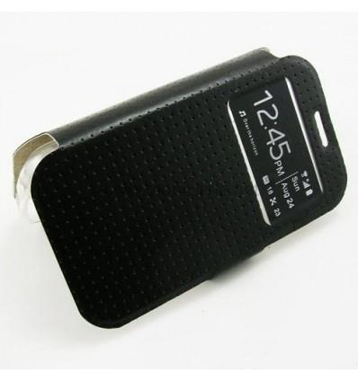 Флип страничен S-View Flexi Lenovo A536 черен