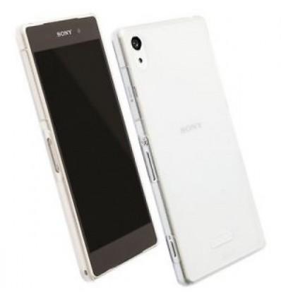 Гръб мек TPU Ultra thin прозрачен Sony Xperia Z2