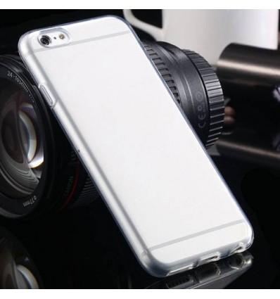 Гръб мек TPU Ultra thin прозрачен - iPhone 6 (4.7)