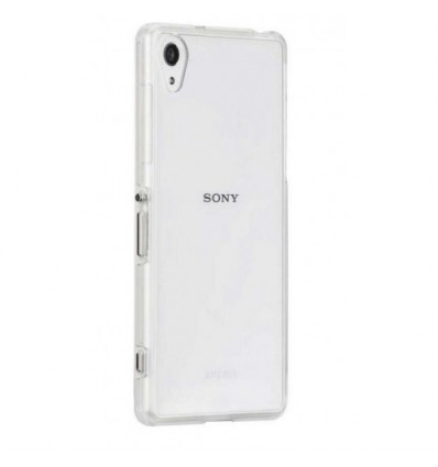 Гръб мек TPU Ultra thin прозрачен Sony Xperia Z3