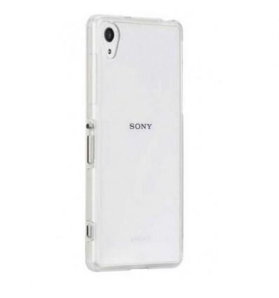 Гръб мек TPU Ultra thin прозрачен Sony Xperia Z3 compact