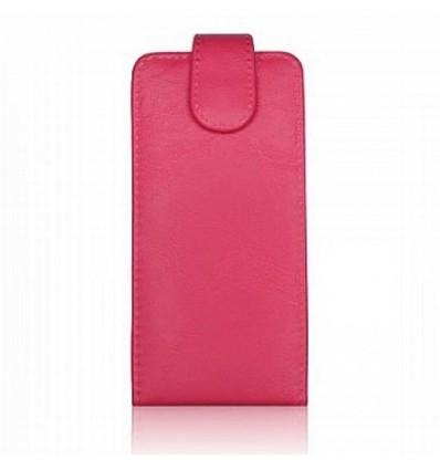 Калъф-Flip Sony c1905 Xperia M розов