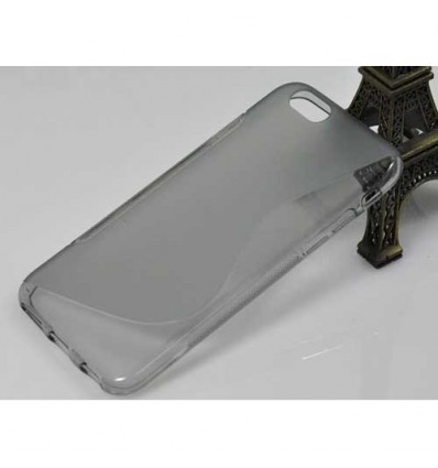 Гръб силикон S-Line iPhone 6 (4.7) прозрачен