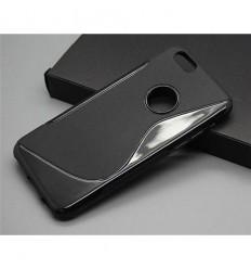 Гръб силикон S-Line iPhone 6 (4.7) черен