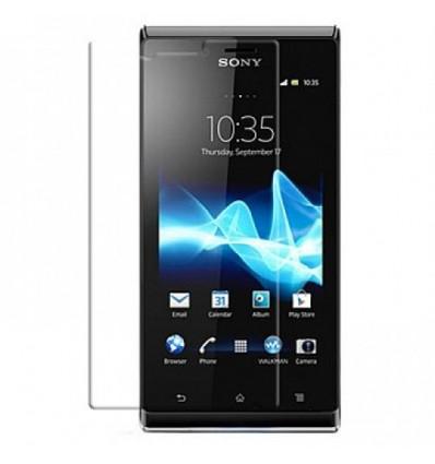 Протектор Sony Xperia J ST26