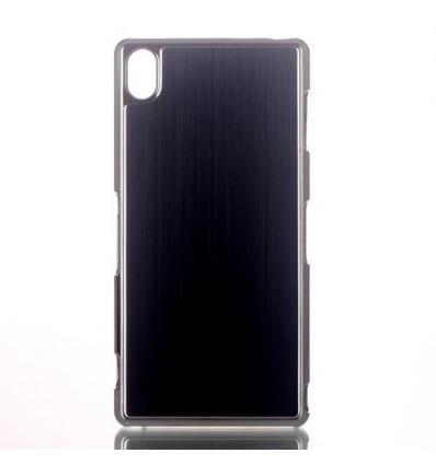 Стилен алуминиев гръб черен Sony Xperia Z3