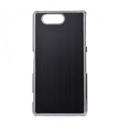 Стилен алуминиев гръб черен Xperia Z3 compact