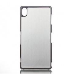 Стилен алуминиев гръб Silver Sony Xperia Z3