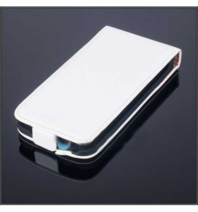 Флип Slim Flip Flexi Sony Xperia M2 бял