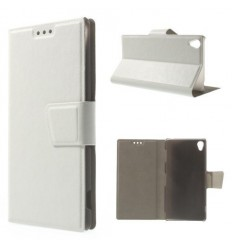 Флип страничен Sony Xperia Z3 бял
