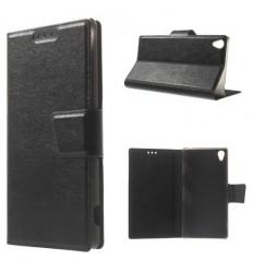 Флип страничен Sony Xperia Z3 черен