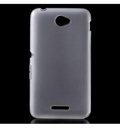Силиконов калъф за Sony Xperia E4