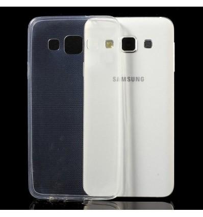 Гръб мек TPU Ultra thin прозрачен за Samsung Galaxy A3