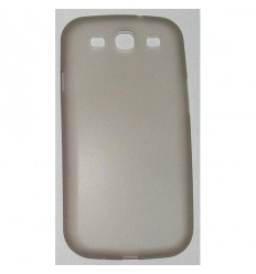 Гръб мек TPU Ultra thin сив за Samsung A300 Galaxy A3