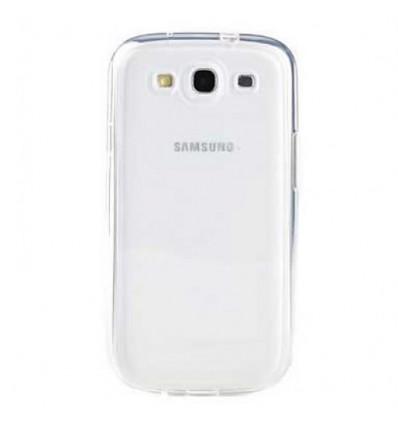 Гръб мек TPU Ultra thin прозрачен за Samsung i9300 Galaxy S3