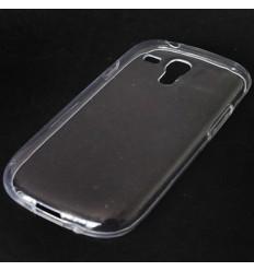 Гръб мек NewTop Samsung i9300 Galaxy S3 прозрачен