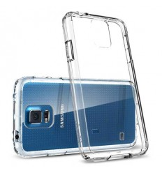 Гръб мек TPU Ultra thin прозрачен за Samsung G850 Galaxy Alpha