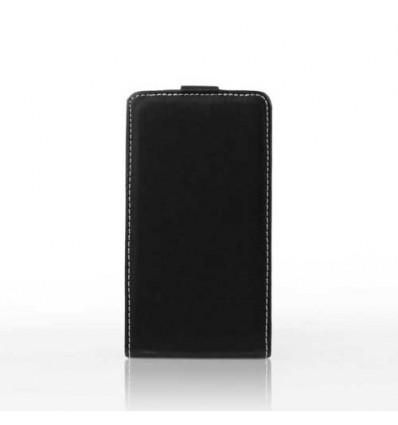 Калъф слим флип флекси Samsung Galaxy S6 G920 черен